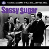 V.A. 'Sassy Sugar – Pure Essence Of Nashville'  3-CD