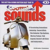 V.A. 'Scootering Sounds'  CD  back in stock!