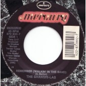 """Shangri-Las 'Remember (Walking In The Sand)' + 'Give Him A Great Big Kiss'  7"""""""