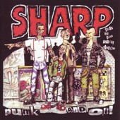 V.A. 'Sharp Punk And Oi! Vol.1'  CD
