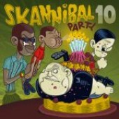 V.A. 'Skannibal Party Vol. 10'  CD