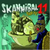 V.A. 'Skannibal Party Vol. 11'  CD