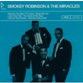 Robinson, Smokey & The Miracles 'Icons – 40 Greatest Hits'  2-CD