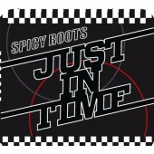Spicy Roots 'Just In Time'  CD