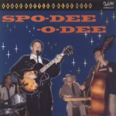 Spo-Dee-O-Dee 'Shake, Rattle & Blue Moon'  CD