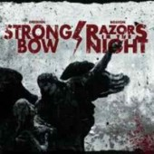 Strongbow + Razors In The Night  'Split' 7""