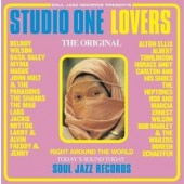 V.A. 'Studio One Lovers'  2-LP