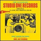 V.A. 'The Legendary Studio One'  2-LP