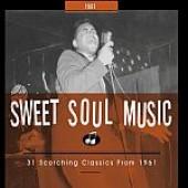 V.A. 'Sweet Soul Music 1961'  CD