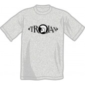 T-Shirt 'Trojan' khaki, sizes S - XXL
