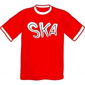 T-Shirt 'Ska - ringer shirt' all sizes