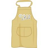 BBQ apron 'Ska', khaki