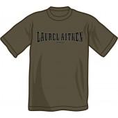 T-Shirt 'Laurel Aitken' all sizes grey