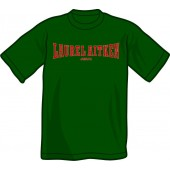 T-Shirt 'Laurel Aitken' all sizes green