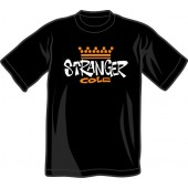 T-Shirt 'Stranger Cole' all sizes