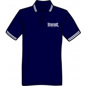 Polo Shirt 'Rocksteady Since1967' navy blue, all sizes