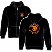 Zipper Jacket '8°6 Crew - Bad Bad Reggae' black, sizes S - XXL