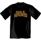 T-Shirt 'Soul Radics - Big Shot' black - sizes S - 3XL