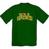 T-Shirt 'Soul Radics - Big Shot' bottlegreen - sizes S - XXL