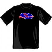 T-Shirt 'Keytones' all sizes black