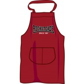 BBQ apron 'Rocksteady Since 1967', burgundy