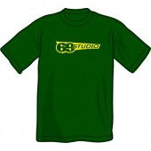 T-Shirt 'Studio 69' green, all sizes