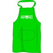 BBQ apron 'Against Modern Football', kelleygreen