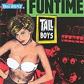 Tall Boys 'Funtime'  CD