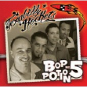Texabilly Rockets - 'Bop Potion No. 5'  CD