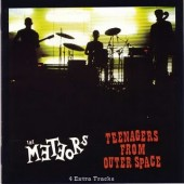 Meteors 'Teenagers From Outer Space'  CD