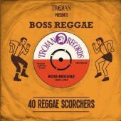V.A. 'Trojan Presents: Boss Reggae'  2-CD