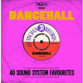 V.A. 'Trojan Presents: Dancehall – 40 Sound System Favourites'  2-CD