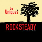 Uniques 'Absolutely Rock Steady'  LP