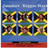 V.A. 'Jamaica's Reggae Stars'  LP