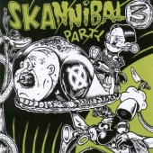 V.A. - 'Skannibal Party Vol. 3'  CD