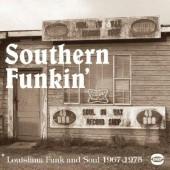 V.A. 'Southern Funkin'  CD