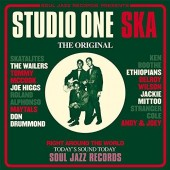V.A. 'Studio One Ska'  CD