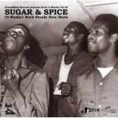 V.A. 'Sugar and Spice - 14 Studio 1 Rock Steady Sure Shots' CD