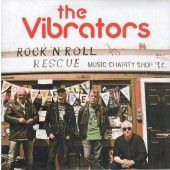 Vibrators 'Rock'n'Roll Rescue'  7""