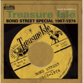 V.A. 'Treasure Isle – Bond Street Special 1967 – 1974'  LP