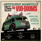 Voo-Dooms 'Destination Doomsville' LP black vinyl