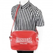 Warrior PVC Shoulder Bag 'Skinhead England'