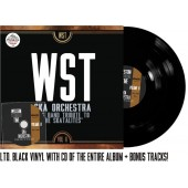 Western Standard Time Ska Orchestra 'Big Band Tribute To The Skatalites - Black Vinyl'  LP + CD
