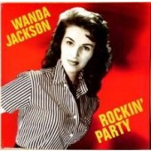 Jackson, Wanda 'Rockin' Party'  LP