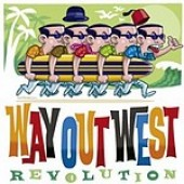 Way Out West 'Revolution'  CD