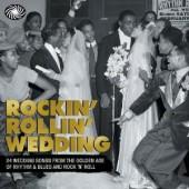 V.A. 'Rockin' Rollin' Wedding'  CD