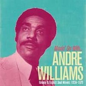 Williams, Andre 'Movin' On With...'  CD