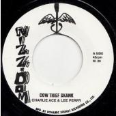 "Ace, Charlie 'Cow Thief Skank' + Upsetters 'Seven & Three Quarter Skank' 7"""
