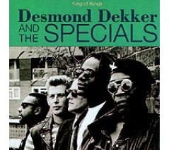Dekker, Desmond & The Specials 'King Of Kings' LP ltd. orange 180g vinyl PRE-SALE