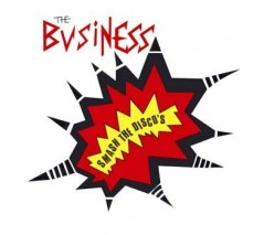 Business 'Smash the Discos - White Vinyl'  LP